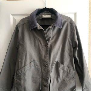 LLBean Utility Jacket